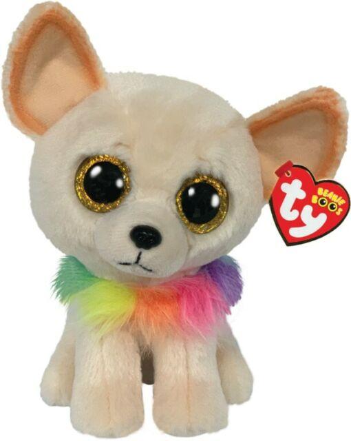 NEW Beanie Boo Regular Chewey Chihuahua from Mr Toys
