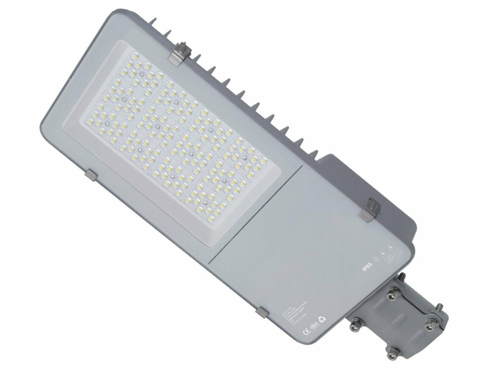 LED HighBay Slim Strassenleuchte Wandstrahler IP65 150W 18000lm - kaltweiß 6000K