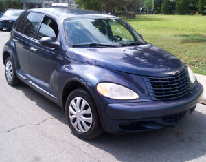 2005 CHRYSLER PT CRUISER AUTOMATIQUE