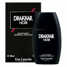 GUY LAROCHE DRAKKAR NOIR 100ML SPRAY EAU DE TOILETTE