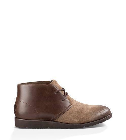 Nuevo UGG 1013232 Blackwell Leather / Suede Shoes Sz 12US para hombre, 45.5EUR, 30Japón