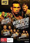 UFC #198 - Werdum Vs Miocic (DVD, 2016, 2-Disc Set)