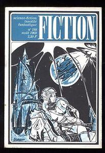 Magazine-FICTION-No-188-August-1969-Philip-K-DICK-J-M-FERRER-BILBO-OPTA