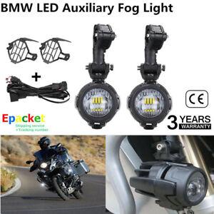 Pleasant 2X Motorcycle Led Headlight Front Fog Running Spot Light For Bmw Gs Wiring Database Xlexigelartorg