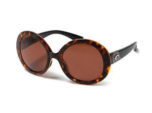 5e5f7788dc New  169 Costa Del Mar Isla Polarized Sport Sunglasses Tortoise ...