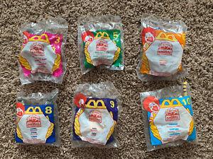 1998-Mcdonald-Happy-Meal-Toys-Disney-s-Animal-Kingdom-Lot-Of-6-Sealed