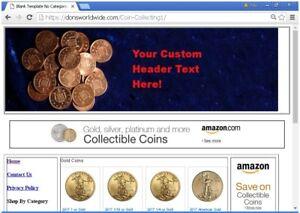 Free Domain Setup, Bonuses & More! Turnkey Affiliate Website For Sale!