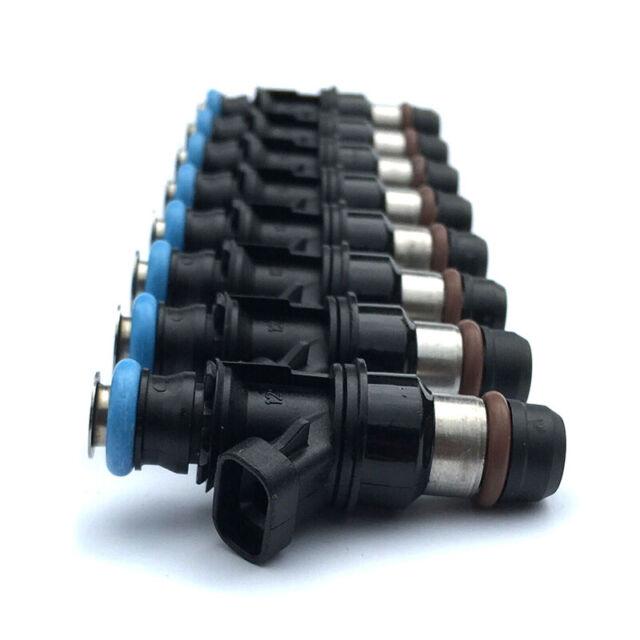 8 x OE Delphi Fuel Injectors fit Silverado Suburban 5.3 6.0 17114503 25343789