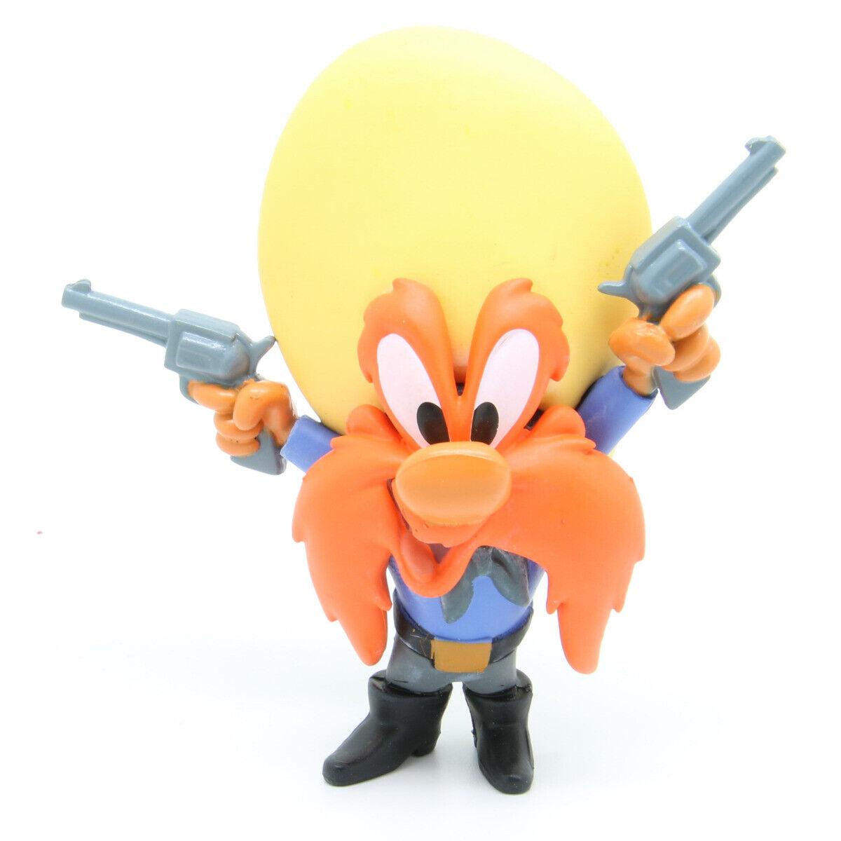 Diverdeimentoko Mystery Minis Saturday Morning autotoons Warner Bros -  Yosemite Sam giocattoli...  più economico