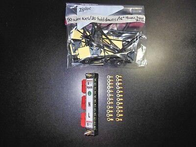 Terminal Splitter Kit For A//C Input 110v//220v Gives 12 Outputs To Split Power