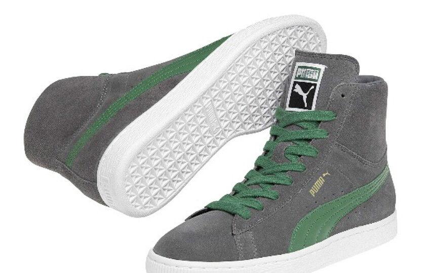 Fw15 puma scamosciato metà classico sf5 alte scarpe ginnastica scarpe da ginnastica 354748 03