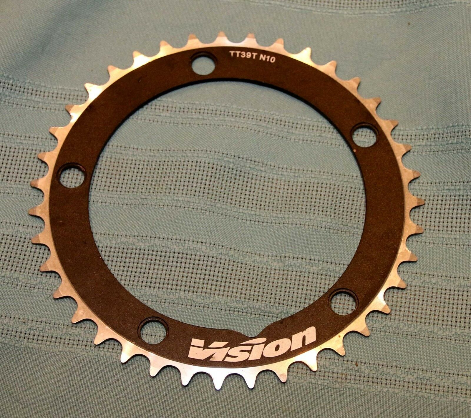 FSA Vision Time  Trial 39t 130BCD 5h N-10 speed chainring NEW   shop makes buying and selling