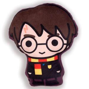 Harry potter cartoon shaped filled soft plush cushion boys girls
