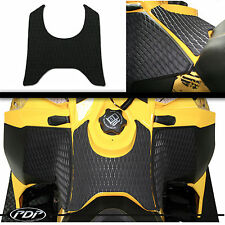 2013+ Ski Doo SUMMIT / 2014+ Free Ride 600, 800 PDP Snowmobile Tank Pad - BLACK