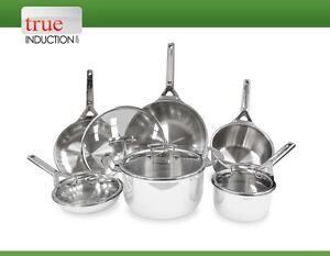 True-Induction-10-Piece-Tri-Ply-Stainless-Steel-Induction-Ready-Cookware-Set