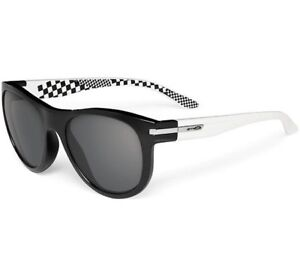 f84ddd095d4 Arnette AN 4142-08 BLOWOUT Gloss Black White Grey Mens Womens ...
