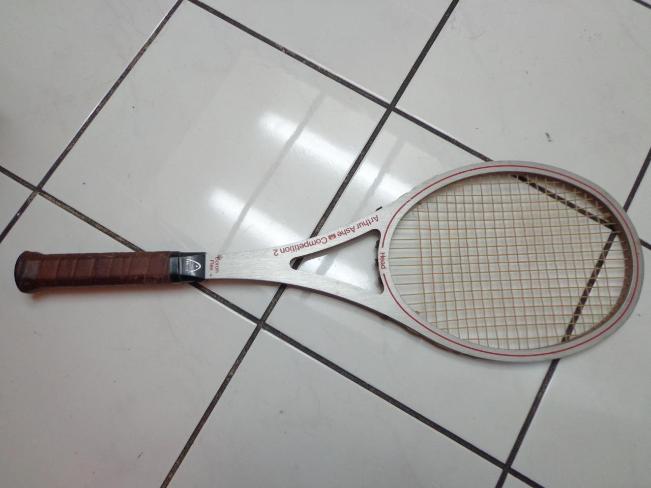 Head Arthur Ashe Competition 2 Mi 4 5 8 grip raquette de tennis