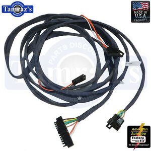 70-72 Chevelle Monte Carlo Rear Intermediate Light Wiring ... on 70 chevelle steering coupler, 70 chevelle starter wiring, 70 chevelle seat, 70 chevelle oil filter, 69 camaro wiring harness, 70 chevelle intake, 70 chevelle air cleaner, 70 chevelle tach, 68 camaro wiring harness, 68 corvette wiring harness, 70 chevelle voltage regulator, 70 chevelle dash wiring, 66 mustang wiring harness, 70 chevelle washer pump, 70 chevelle ignition switch wiring, 70 chevelle master cylinder, 70 chevelle throttle cable, 70 chevelle fan shroud, 70 chevelle heater core, 69 roadrunner wiring harness,