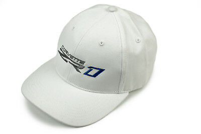 2019 SHIPPED IN A BOX Chevrolet Corvette C7 ZR1 White Hat Cap