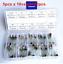 50-Pcs-AGC-Auto-Glass-Fuse-6X30mm-Kit-0-5A-1A-2A-3A-5A-8A-10A-15A-20A-30A thumbnail 1