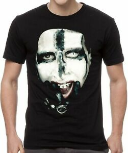 MARILYN MANSON cd lgo KILL4ME Kill for Me Official SHIRT MED heaven upside down