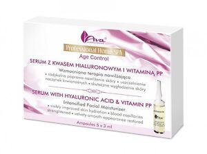 AVA Professional Home SPA serum kwas hialuronowy/ Hyaluronic acid serum