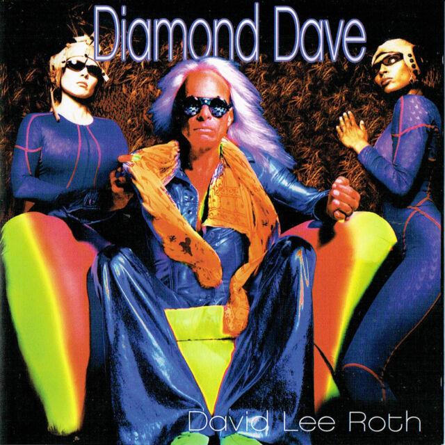 DAVID LEE ROTH - Diamond Dave (New & Sealed)