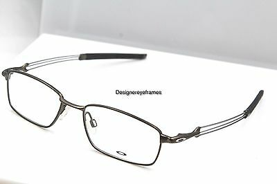 Oakley OX 5092-0252 Catapult Pewter RX Eyeglasses NWC AUTH OX5092