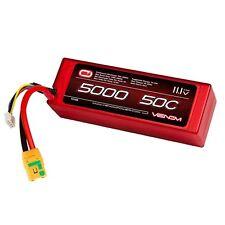 Venom 50C 3S 5000mAh 11.1 LiPo Hardcase Battery with XT90-S Plug - VNRC15188