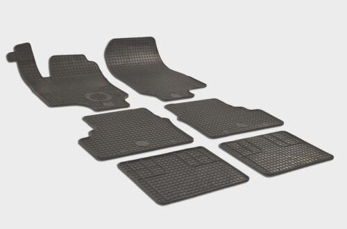 $$$ Original Lengenfelder Gummimatten für Opel Zafira A 6-tlg Gummi Fußmatten