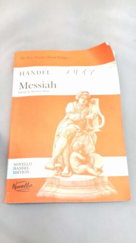 A Textual Companion To Handel's Messiah, Paperback 20110101