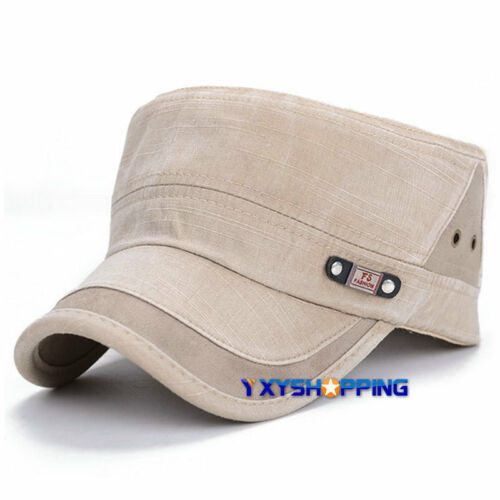 Camouflage Men Portable Casual Baseball Cap Patrol Cadet Adjustable Combat Hats