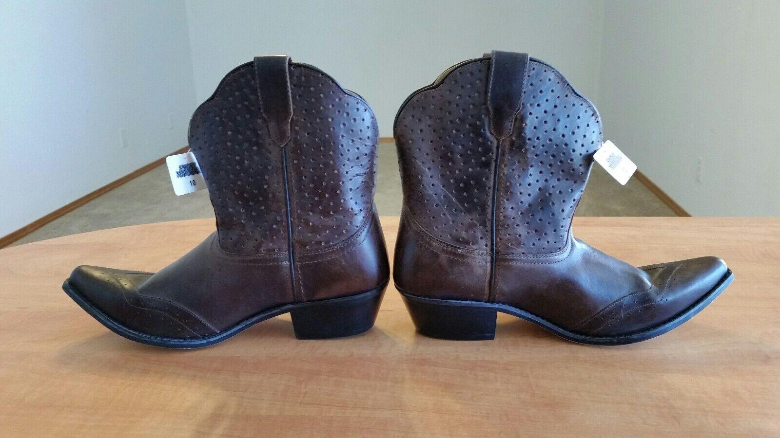 Smoky Mountain  Cowboy Western  bottes Taille 10