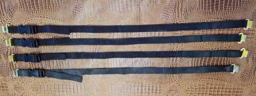 """NEW BATTERY STRAPS 1/"""" X 36/"""" lot of 4"""