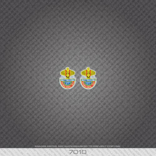 07010 Bottecchia Head Badge Bicicletta Adesivi-Decalcomanie-Transfers