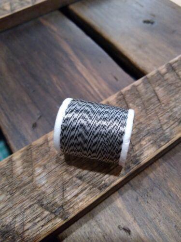 "Platinum Black Titanium Leaders LTL3012-7 10 Lazer Sharp 12/""//30lb EB050105"