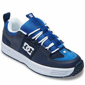 DC-SHOES-MEN-039-S-Lynx-OG-Skate-Sneaker-Basse-sneaker-Scarpe-Blu-Navy-calzature-skateboardin