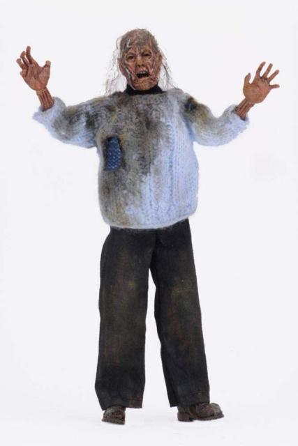 Pamela Voorhees DAMA DEL LAGO poseable figura da Friday The 13th PART 3