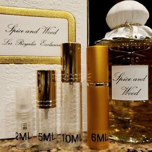 Creed Spice And Wood Royales Exclusives Eau De Parfum Edp Sample 2