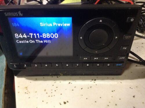 STARMATE 8 ST8 RADIO REPLACEMENT RECEIVER ONLY SIRIU xm SIRIUSXM EUC