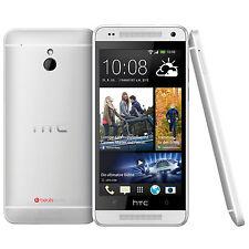HTC One Mini 16gb Glacial Silver Factory Unlocked Smartphone