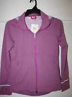 Puma Longer To And From Gym Jacket W/ Hoodie Size M