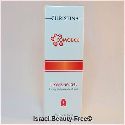 Christina Comodex A Cleansing Gel / Acne & Oily Skin 100 ml