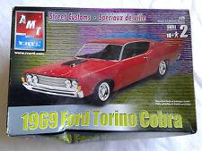 AMT 1969 Ford Torino Cobra Model kit Complete No.31745