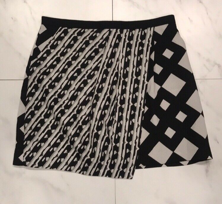 NWOT Limited Edition Peter Pilotto for Target Geometric Print Skirt