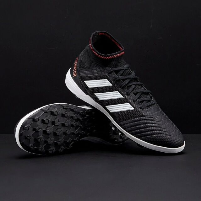 release date: size 40 cozy fresh Adidas Predator Tango 18.3 TF Soccer Shoes Cleats Men's So 11 Black CP9278  NEW