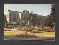 c1970s View of the Cathedral & Gardens, Bury St. Edmunds