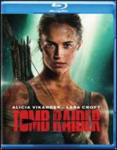 Tomb Raider 2018 Blu Ray Dvd Digital Hd With Cardboard Slipcover