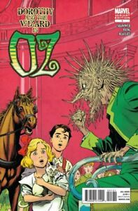 Dorothy and the Wizard in Oz #1 SET OF TWO VARIANT COVERS MARVEL NM.