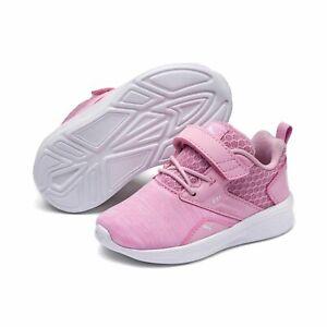 Details zu Puma Comet V Inf Low Top Kinder Baby Schuhe Sneaker Textil 190677 Lilac Mädchen